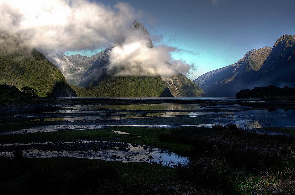 Zamach Nowa Zelandia Picture: Nowa Zelandia Od Morza Po Szczyty Gór