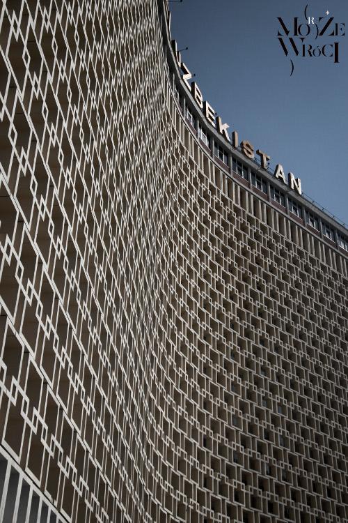 Taszkent bartek sabela mo e morze wr ci fragment for Portal w architekturze