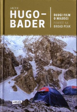 Okładka książki Jacka Hugo-Badera